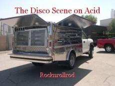The Disco Scene on Acid