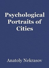 Psychological Portraits of Cities