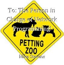To: The Person in Charge of Network Programming!