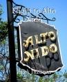 Flight to Alto Nido
