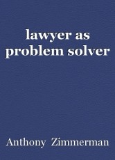 lawyer as problem solver