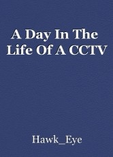 A Day In The  Life Of A CCTV