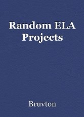 Random ELA Projects