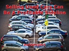 Selling Used Cars Can Be A Profitable Sideline