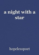 a night with a star