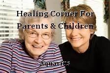 Healing Corner For Parents & Children