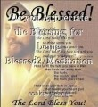Do you Appreciate the Blessing, for being Blessed?/Meditation