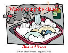 Who's doing the dishes