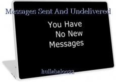 Messages Sent And Undelivered