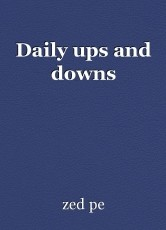 Daily ups and downs