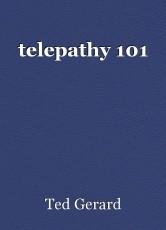 telepathy 101
