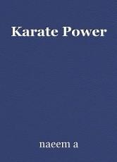 Karate Power