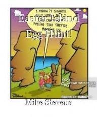 Easter Island Egg Hunt!