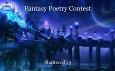 Fantasy Poetry Contest