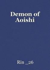 Demon of Aoishi