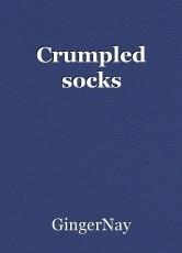 Crumpled socks