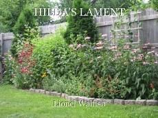 HILDA'S LAMENT