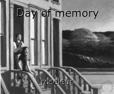 Day of memory