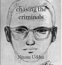chasing the criminals