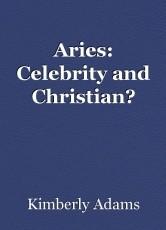 Aries: Celebrity and Christian?