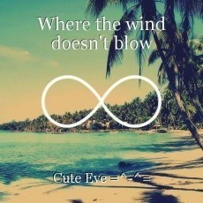 Where the wind doesn't blow