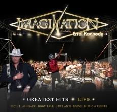 Celebrating 35 years of Imagination's music!