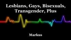 Lesbians, Gays, Bisexuals, Transgender, Plus