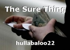 The Sure Thing