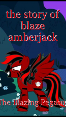 the story of blaze amberjack