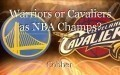 Warriors or Cavaliers as NBA Champs?