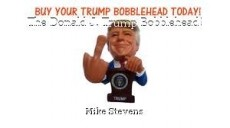 The Donald J. Trump Bobblehead!