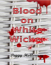 Blood on White Wicker