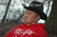Lakota holy man
