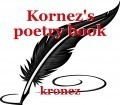 Kornez's poetry book