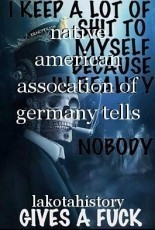 native american assocation of germany tells world im dead