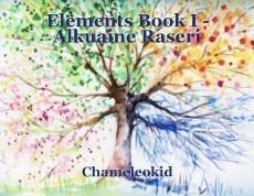 Elements Book I - Alkuaine Raseri