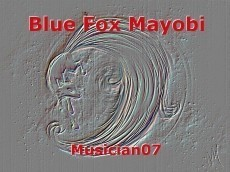 Blue Fox Mayobi