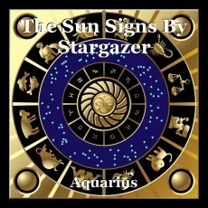 The Sun Signs By Stargazer