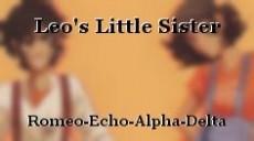 Leo's Little Sister