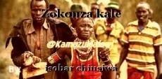Zokonza kale