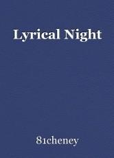 Lyrical Night
