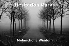 Hesitation Marks