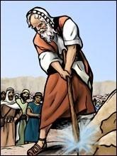 Moses's Punishment