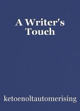 A Writer's Touch