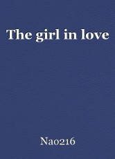 The girl in love