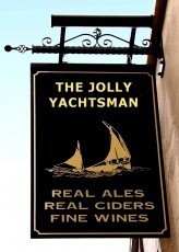 The Jolly Yachtsman - a Trip Advisor review