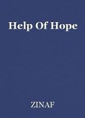 Help Of Hope