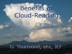 Benefits of Cloud-Reading