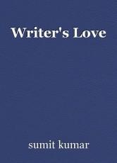 Writer's Love