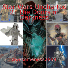 Star Wars Uncharted 2: The Doors of Darkness